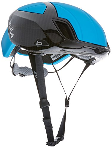 Bollé – Premium-Fahrradhelm The One Road M Blue Carbon