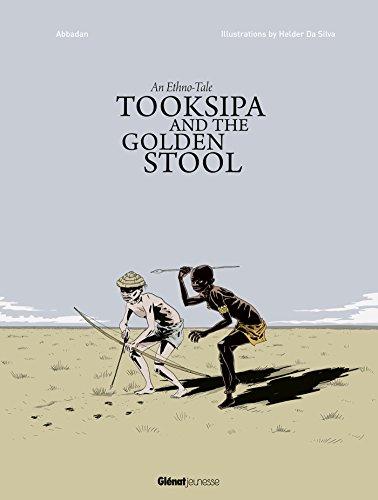Tooksipa et le tabouret d'or (version GB) par Jean-Marie Hosatte