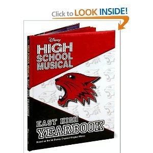 East High Yearbook (Disney High School Musical)