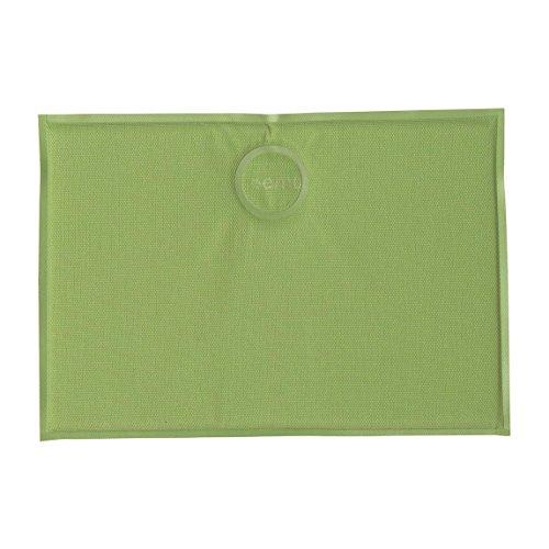 EMU cuscino magnetico per sedia Arc en Ciel colore verde cm. 40 x 70