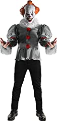 Idea Regalo - Rubies Costume Pennywise DLX. AD 820859