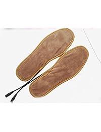 EE USB calefacción Plantillas Unisex ajustable Temperatura Calefacción eléctrica Guantes pies calientes compra de acciones accesorios necesarios, usb thermostat (44-45