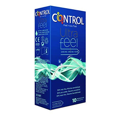 Control Ultra Feel Preservativos - Paquete de