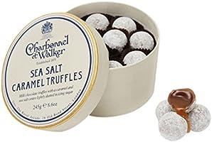 Charbonnel et Walker Double Layer Sea Salt Milk Caramel Truffles 245 g