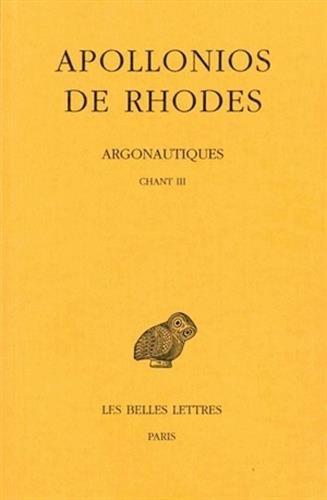Argonautiques, tome 2 : Livre 3