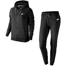 Nike NSW W TRK Suit FLC – Survêtement pour Femme e849c74a261
