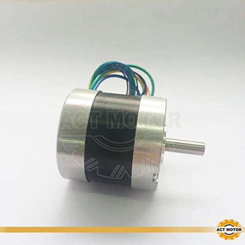 ACT Motor GmbH 1Stck 57BL03 Bürstenloser Gleichstrommotor BLDC Motor 24V 12A 3000RPM