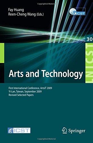 arts-and-technology-first-international-conference-artsit-2009-yi-lan-taiwan-september-24-25-2009-re
