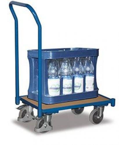 Preisvergleich Produktbild Variofit Euro-System-Roller mit Bügel sw-410.011