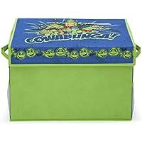 Preisvergleich für Delta Ninja Turtles Faltbare Spielzeugtruhe (Grün)