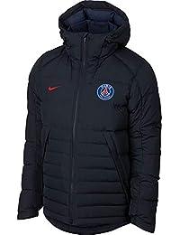 low priced e5594 45df6 Nike Herren PSG Daunenjacke Dunkelblau