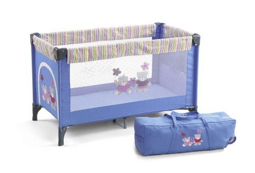 Chic 4 Baby 340 50 – Reisebett Luxus, blau