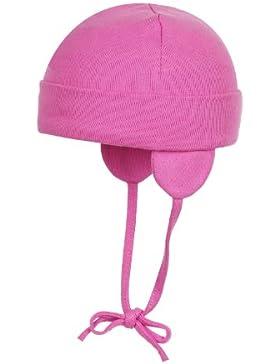 Döll - Bindemütze Jersey, Cappello unisex bimbi, fuchsia Pink 2023, 51 (Taglia produttore: 51)