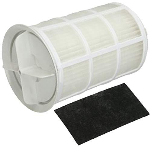 Spares2go Typ U71 Filter-Set für Hoover Smart Spirit Staubsauger -