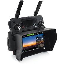 Campana solar para DJI Mavic Pro Platinum Mavic Air Spark RC Drone Control remoto