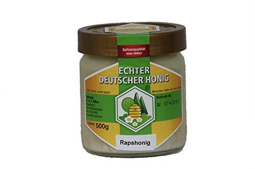 Echter Deutscher Honig,500gr, Rapshonig aus dem Schwarzwald