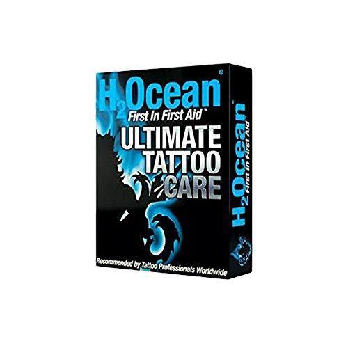eeddoo H2Ocean Ultimate Tattoo Pflege Set (H2ocean Tattoo)