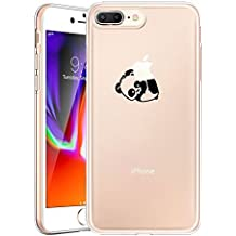 coque iphone 8 plus silicone ecriture