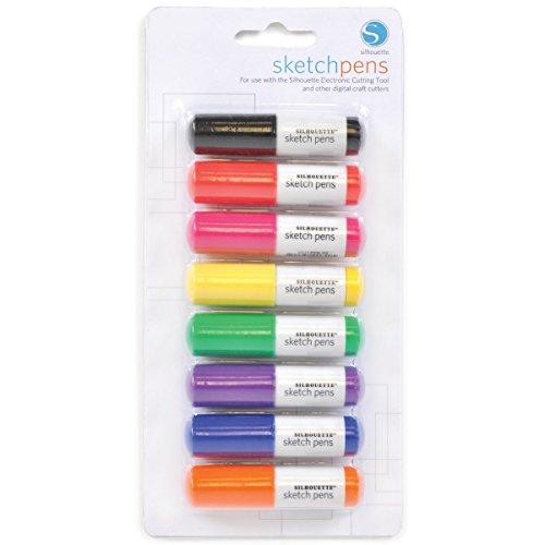 sagoma-sketch-pen-8-pkg-nero-rosso-rosa-grn-ylw-pur-blu-org