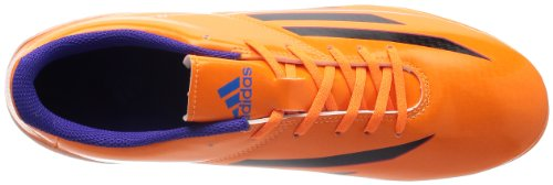 adidas F5 TRX TF Chaussures de football des hommes - Orange Orange