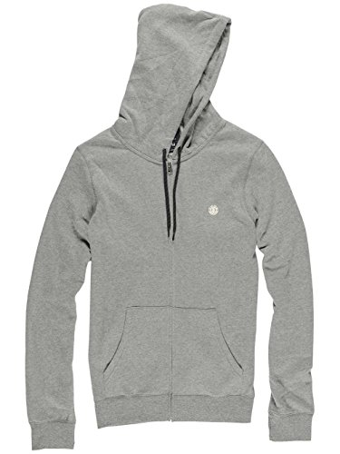 Element Cornell HO Hoodie, Herren Kapuzenpullover Grey Heather