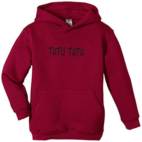 Touchlines Kinder Kapuzen Sweatshirt Tatü Tata, sorbet, 134/146, KK155 (Greys Anatomy Scrubs)