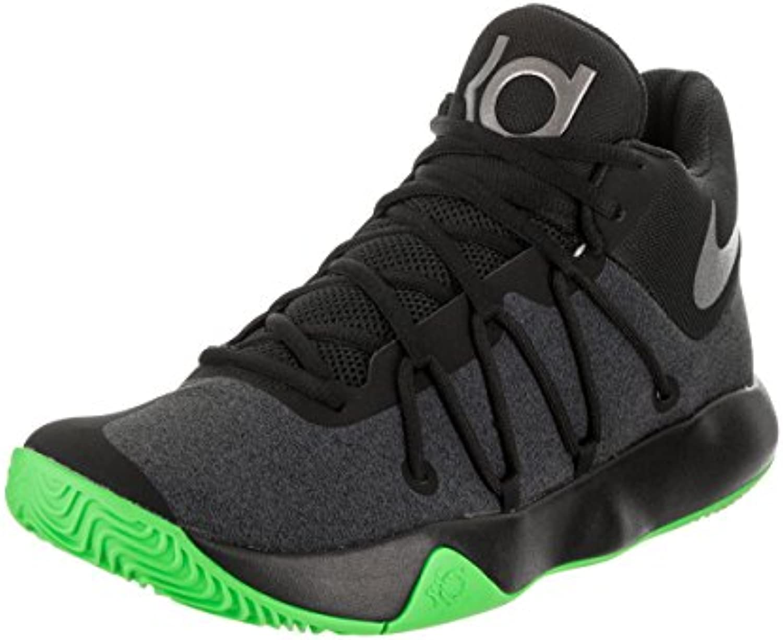 Nike Herren KD Trey 5 V Schwarz Textil/Synthetik Basketballschuhe