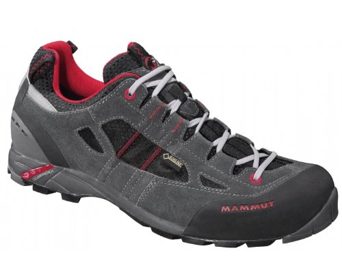 Raichle / Mammut Redburn Low GTX® Men graphite/fire