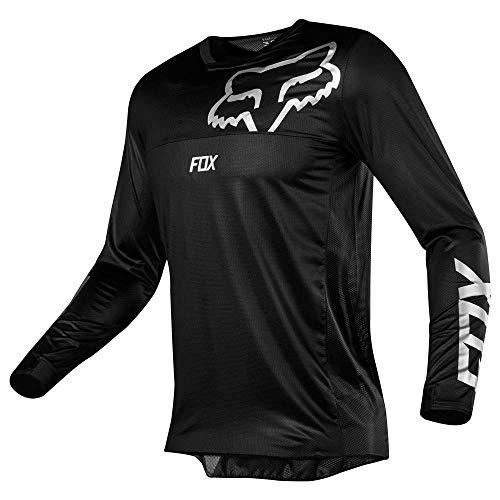 Fox Airline (FOX Airline Motocross Jersey Schwarz XL)