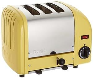 Dualit - 30090 - Grille-pains, 1700 watts, Jaune