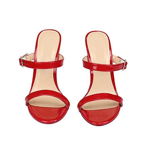fereshte - Peep-Toe donna Red