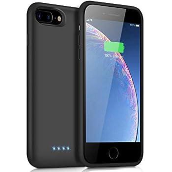 Custodia iPhone 7 Plus Cover iPhone 8 Plus BasicStock 7200mAh Li
