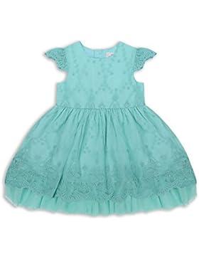 The Essential One - Baby Kinder Mädchen Party Kleid - Türkis - EOT383