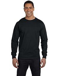 Hanes ComfortSoft® Heavyweight Long Sleeve T-Shirt