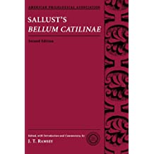 Sallust's Bellum Catilinae (Society for Classical Studies Texts & Commentaries) (American Philological Association Classical Texts With Commentary Series)