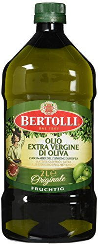Bertolli Natives Olivenöl Extra Originale, 1er Pack (1 x 2000 ml)