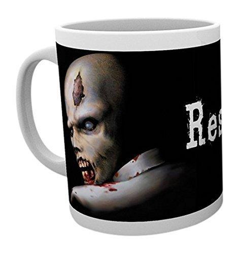 GB eye Resident Evil, Zombie Mug, Multi-Colour by GB Eye Limited