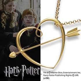 Harry Potter: Collier de Coeur de Ron Weasley