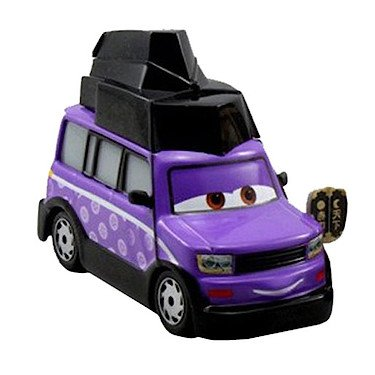 Disney Cars Cast - Car figure (1 scale: 55)