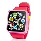 Neuda Frühkindliche Bildungsuhr des Kindes Armbanduhr Musik Touch Uhr Spielzeug für Jungen Mädchen