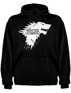Sudadera de NIÑOS Juego de Tronos Stark Lanister Targaryen Jon Nieve Arya Coming