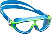 BALOO GOGGLES SIL BLUE LIGHT/FRAME LIME WHITE