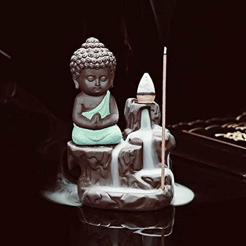 Backflow Buddha Incense Burner - Buddha Backflow Incense Burner - Backflow Incense Burner Buddha
