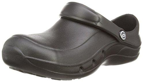 Toffeln - Eziprotekta 845, Calzature Di Sicurezza, unisex, colore nero (nero), taglia 43 EU (9 UK)