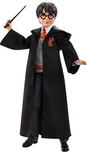 Harry potter - harry potter personaggio articolato, 30 cm, fym50
