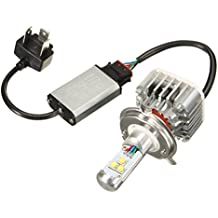 AUDEW H4 9003 Faro LED Hi/Lo 30W 5000K 3000LM Lampada per Auto/Moto