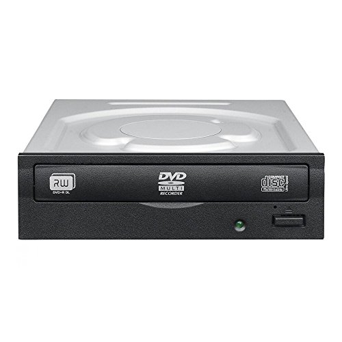 LiteOn IHAS124-14 DVD-Player (8x DVD+RW/6x -RW, SATA, 0,8MB Cache)