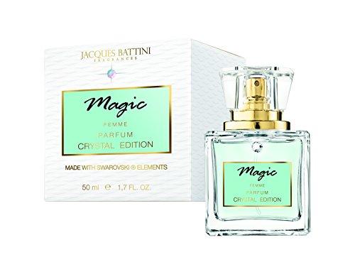 Magic Edp Spray (Jacques Battini Magic Crystal Edition EDP Spray 50 ml Eau de Parfum)
