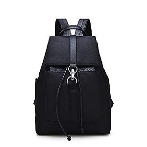41NiSRIsGmL. SS300  - TIBES Moda Oxford tela mochila para las mujeres Mochila escolar mochila mujer mochila