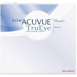 1 Day Acuvue Tru Eye, Radius: 8.50, Durchmesser 14.20, Dioptrien: -5.75